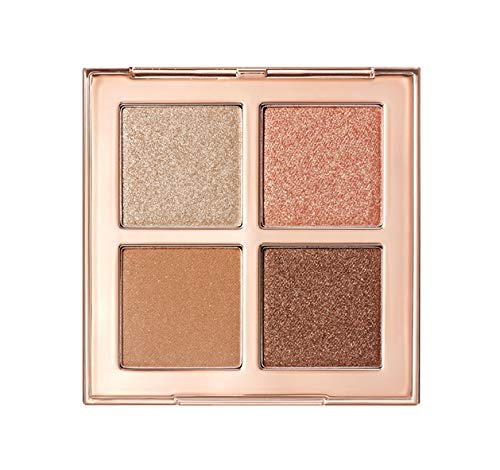SOMEBYMI Something Eyes Palette 4 Colors [01. All Some Day] - MakeUp World Pakistan