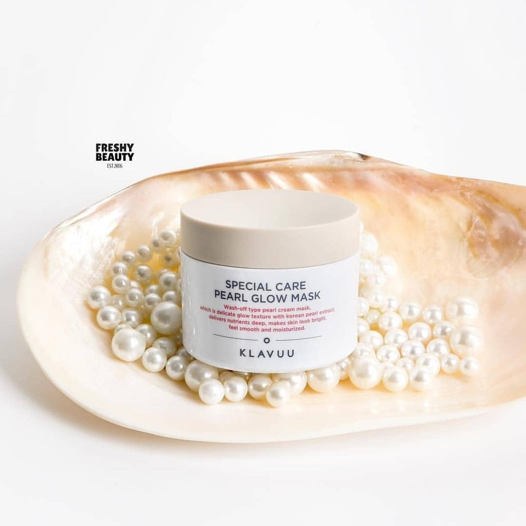 KLAVUU Special Care Pearl Glow Mask - MakeUp World Pakistan