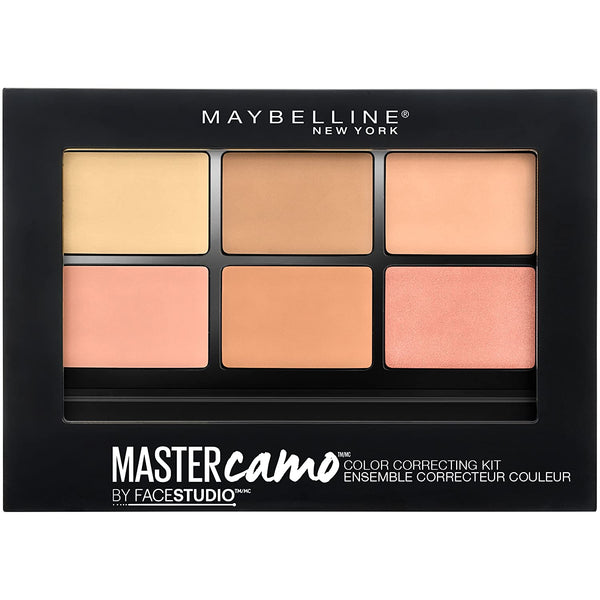 MAYBELLINE NY Facestudio Master Camo Color Correcting Kit