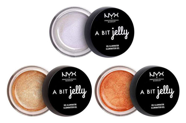 NYX - A Bit Jelly Gel Illuminator
