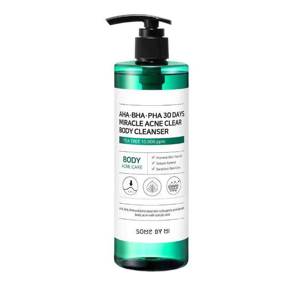 SOMEBYMI AHA BHA PHA 30 Days Miracle Acne Clear Body Cleanser