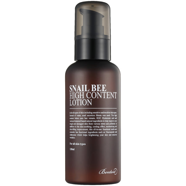 BENTON Snail Bee High Content Lotion - MakeUp World Pakistan
