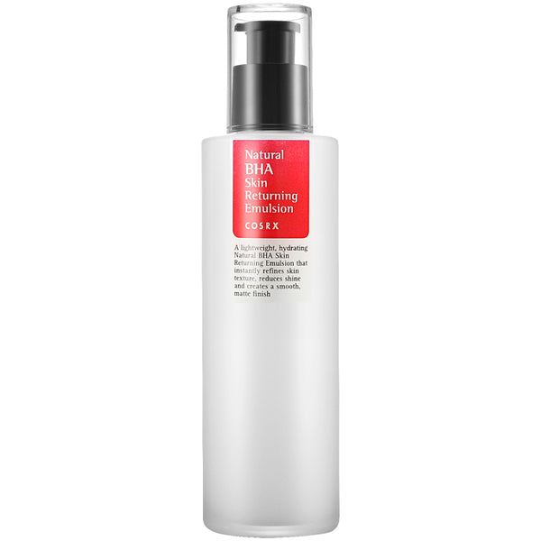 COSRX Natural BHA Skin Returning Emulsion - MakeUp World Pakistan