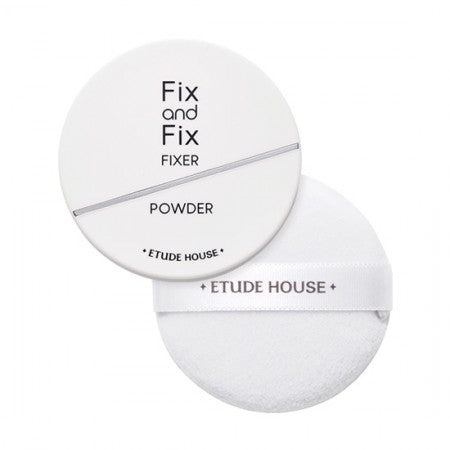 ETUDE HOSE Fix&Fix Powder Fixer 10g - MakeUp World Pakistan