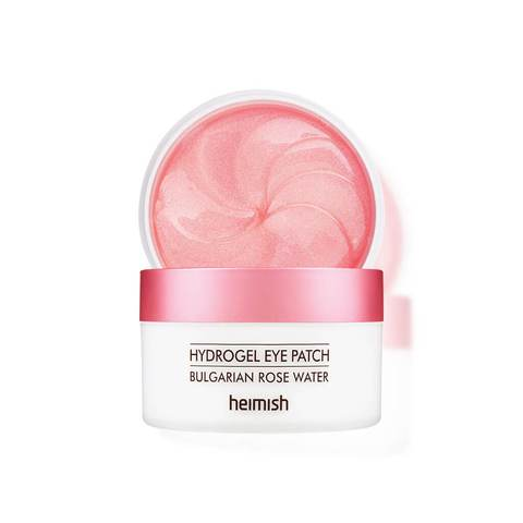 HEIMISH Bulgarian Rose Water Hydrogel Eye Patch - MakeUp World Pakistan