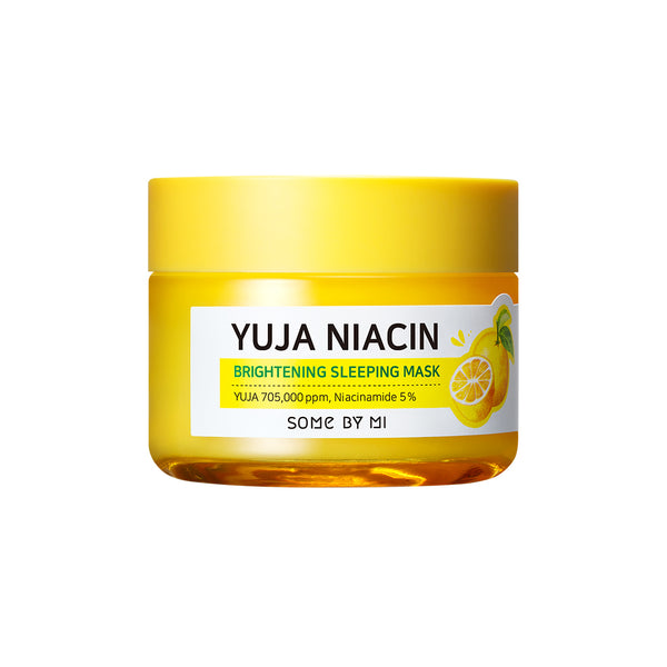 SOMEBYMI Yuja Niacin 30 days Miracle Brightening Sleeping Mask - MakeUp World Pakistan