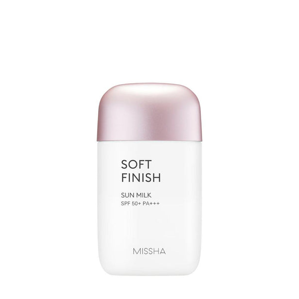 MISSHA All-Around Safe Block Soft Finish Sun Milk SPF 50+/PA+++ (40ml) - MakeUp World Pakistan