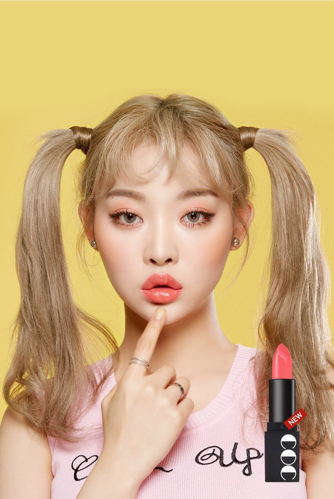 Momo First Chu Semi Matt Lipstick