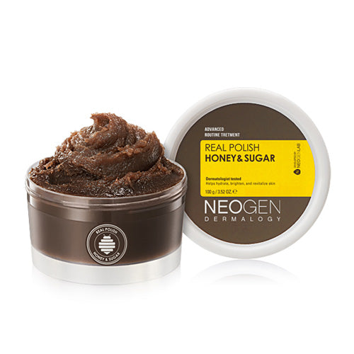 NEOGEN DERMALOGY Real Polish Honey & Sugar 100g - MakeUp World Pakistan