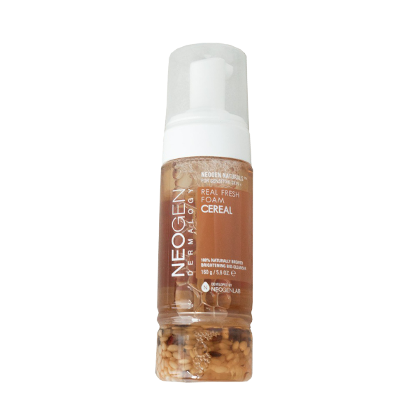 NEOGEN DERMALOGY Cereal Real Fresh Foam Cleanser - MakeUp World Pakistan