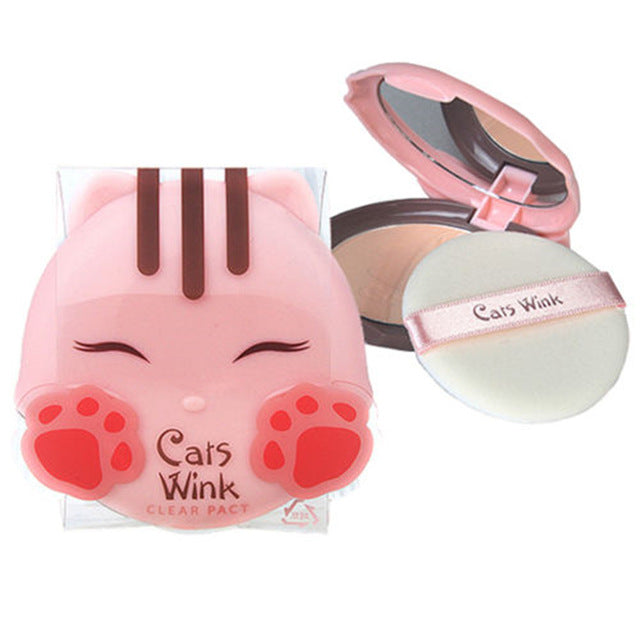 Cat's Wink Clear Pact - MakeUp World Pakistan