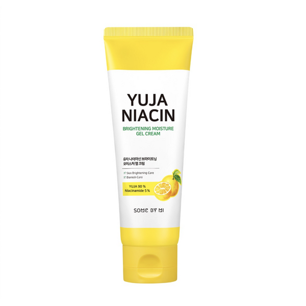 SOMEBYMI Yuja Niacin Brightening Moisture Gel Cream - MakeUp World Pakistan