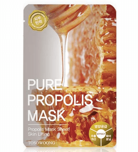 TOSOWOONG Pure Propolis Mask - MakeUp World Pakistan