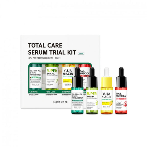 SOMEBYMI  Total Care Serum Trial Kit, 14ml each