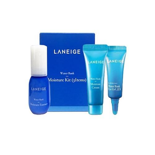 LANEIGE Water Bank Moisture Kit (3 Items)  Trial - MakeUp World Pakistan