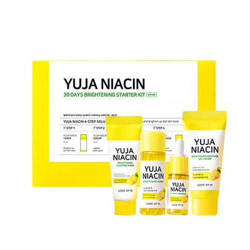 SOMEBYMI Yuja Niacin Brightening Starter Kit