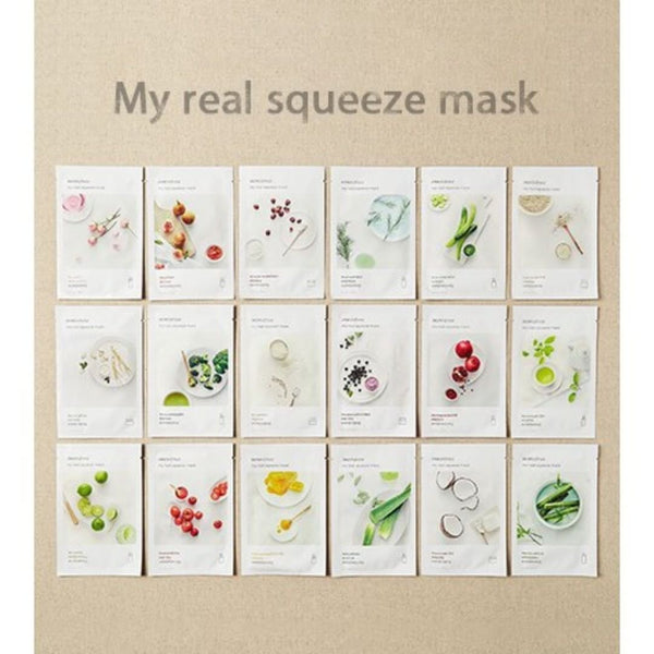 INNISFREE My Real Squeeze Mask - MakeUp World Pakistan