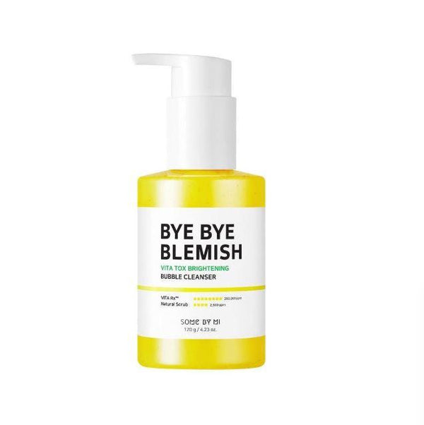SOMEBYMI Bye Bye Blemish Vita Tox Brightening Bubble Cleanser