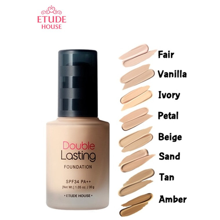 ETUDE HOUSE Double Lasting Foundation - MakeUp World Pakistan