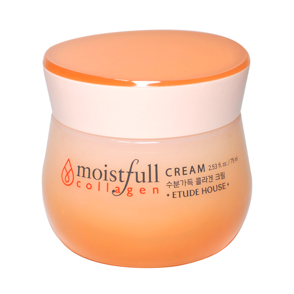 ETUDE HOUSE  Moistfull Collagen Cream - MakeUp World Pakistan