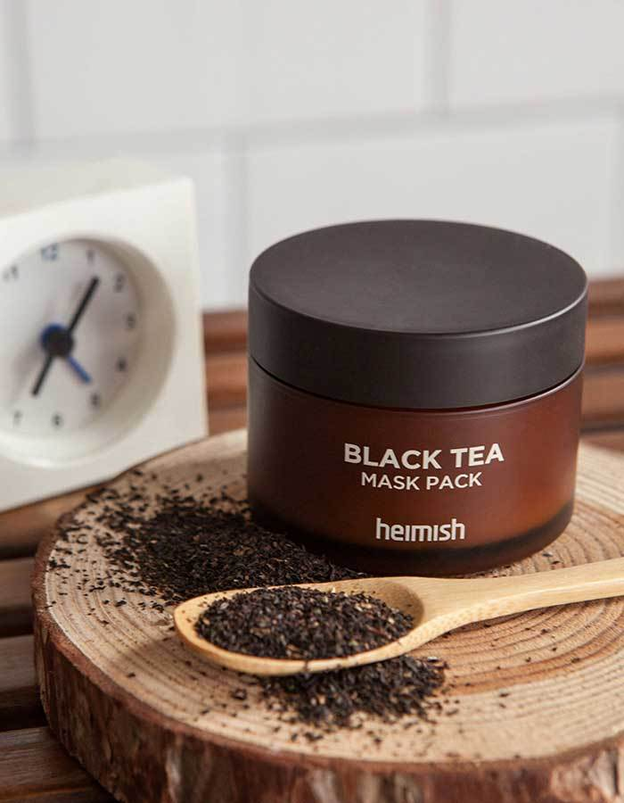 HEIMISH Black Tea Mask Pack 110ml