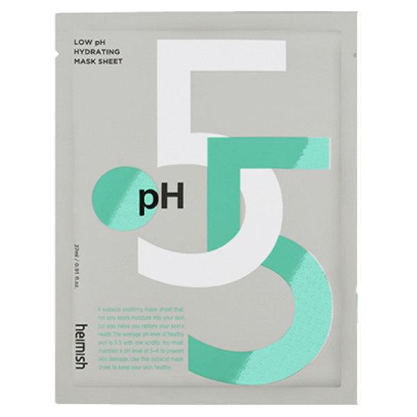 HEIMISH Low pH Hydrating Mask Sheet - MakeUp World Pakistan
