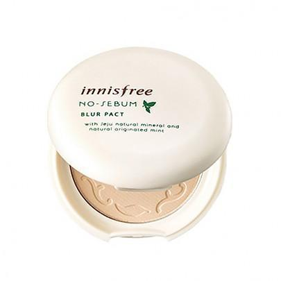 INNISFREE No Sebum Blur Pact 8.5g - MakeUp World Pakistan