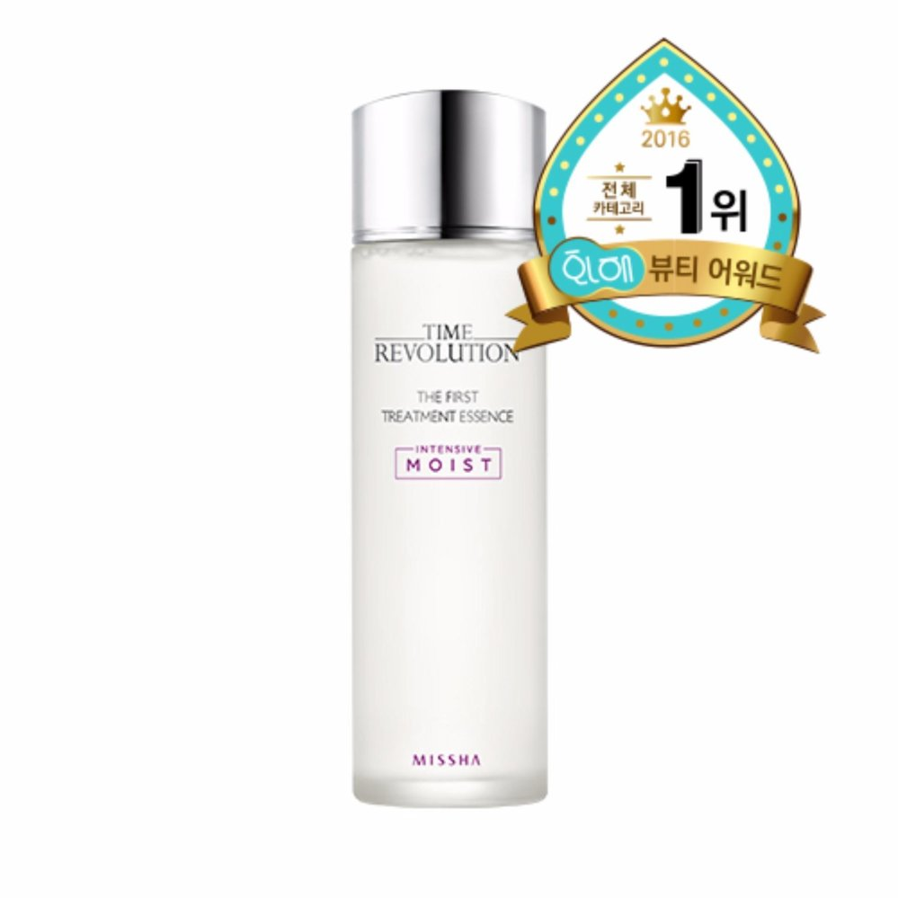 Time Revolution The First Treatment Essence Intensive Moist by Missha #15