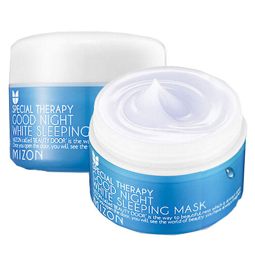 MIZON Good Night White Sleeping Mask - MakeUp World Pakistan