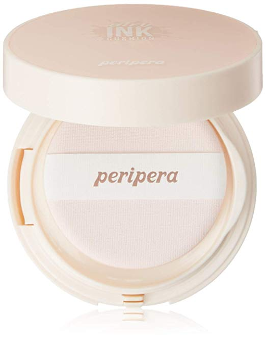 PERIPERA Airy Ink Cushion SPF50+ PA+++