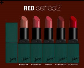 BBIA Last Lipstick (Velvet Matte) - Red Series 2 - MakeUp World Pakistan