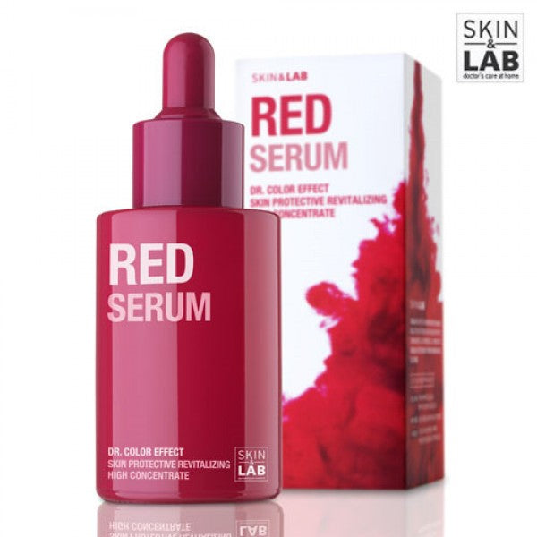 SKIN&LAB Dr. Color Effect : Red Serum - MakeUp World Pakistan