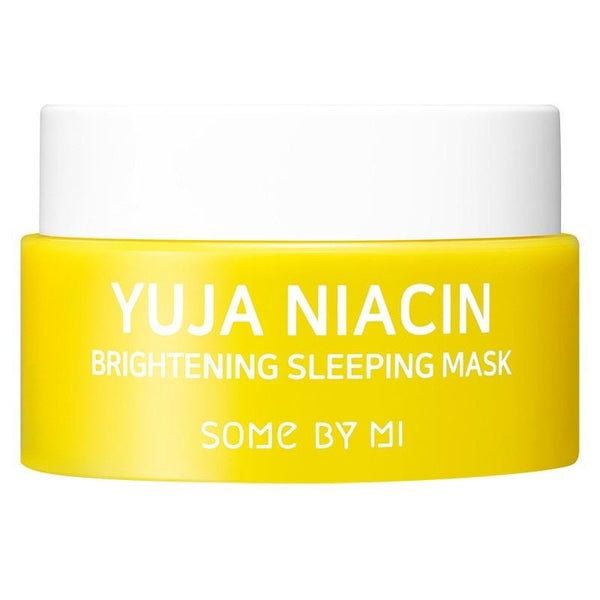 SOMEBYMI Yuja Niacin 30 days Miracle Brightening Sleeping Mask Mini 15gm - MakeUp World Pakistan