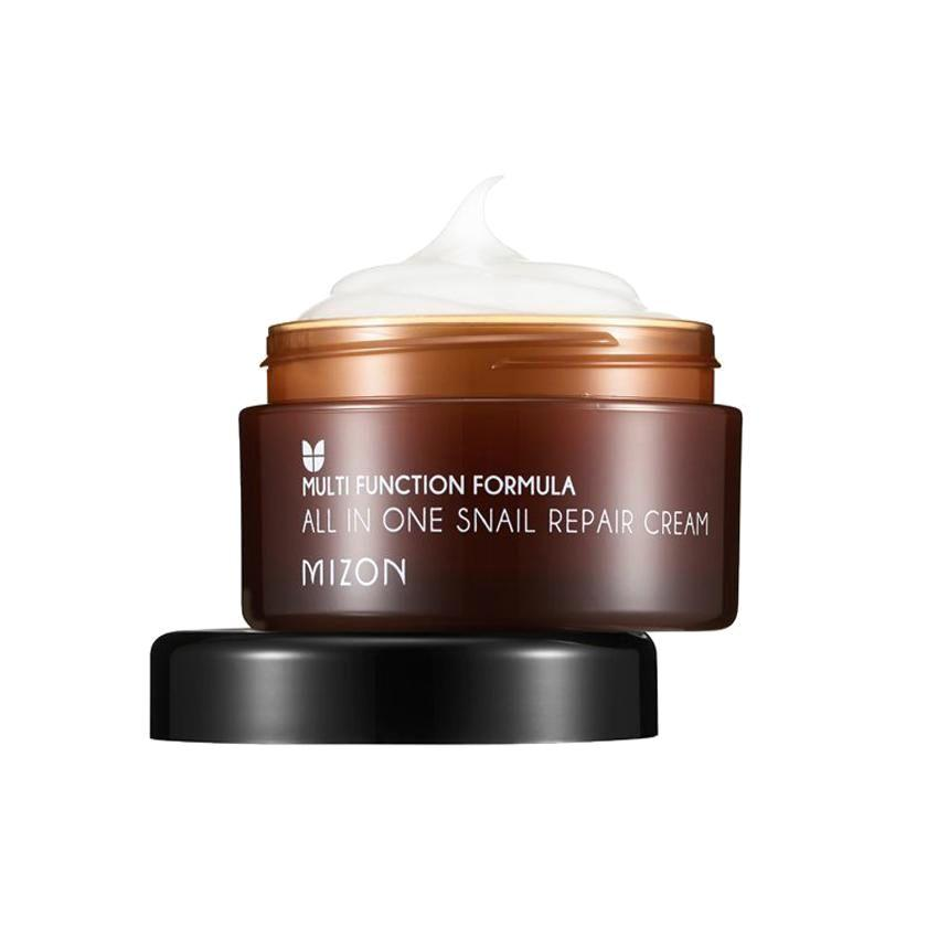 MIZON All In One Snail Repair Cream 30ml - MakeUp World Pakistan