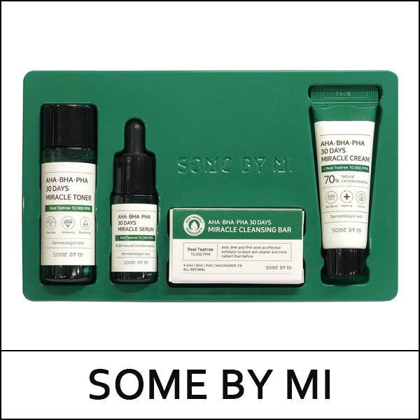 SOMEBYMI AHA BHA PHA 30 days Miracle Starter Kit - MakeUp World Pakistan