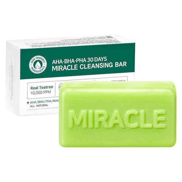 SOMEBYMI AHA BHA PHA 30 Days Miracle Cleansing Bar Soap