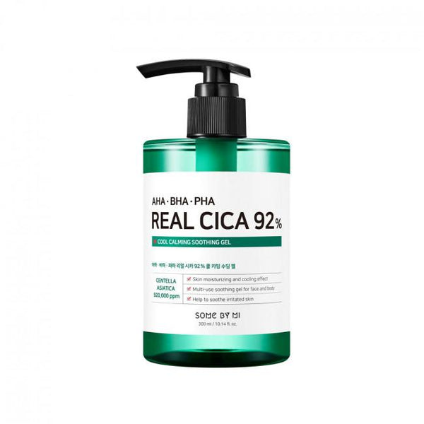SOMEBYMI AHA BHA PHA Real Cica 92% Cool Calming Soothing Gel