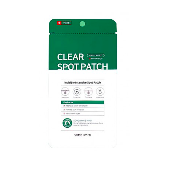 SOMEBYMI Clear Spot Patch