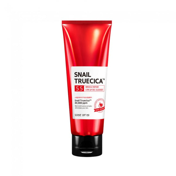 SOMEBYMI Snail Truecica Miracle Repair Low pH Gel Cleanser - MakeUp World Pakistan