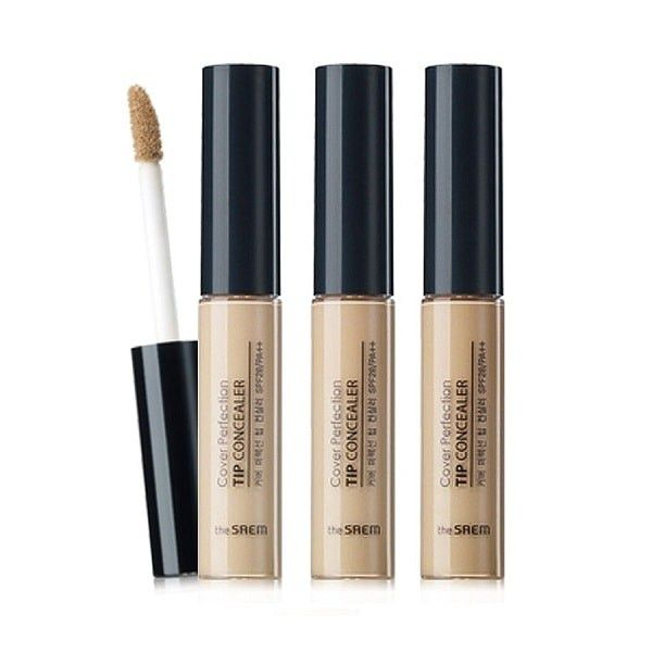 the SAEM Cover Perfection Tip Concealer - MakeUp World Pakistan