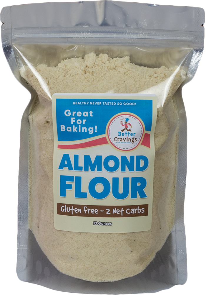 Better Cravings Gluten Free Almond Flour