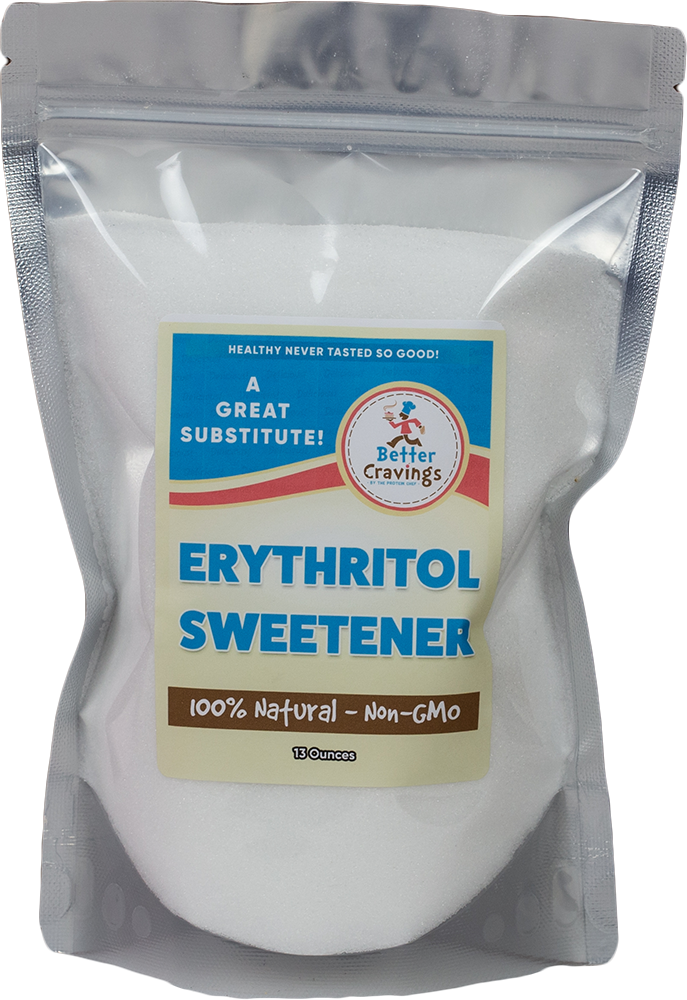 Better Cravings 100% Pure Erythritol Sweetener