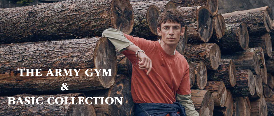THE ARMY GYM BASIC COLLECTION