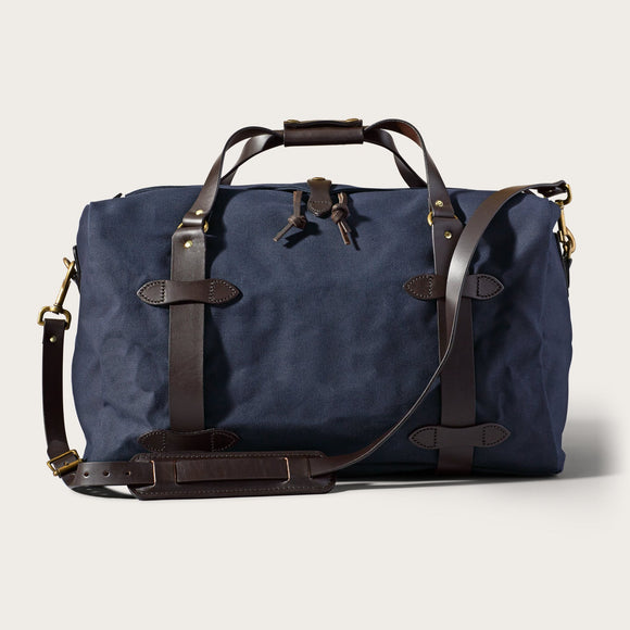FILSON - RUGGED TWILL DUFFLE BAG MEDIUM - NAVY