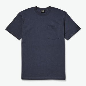 FILSON - OUTFITTER SOLID POCKET TEE - INK BLUE