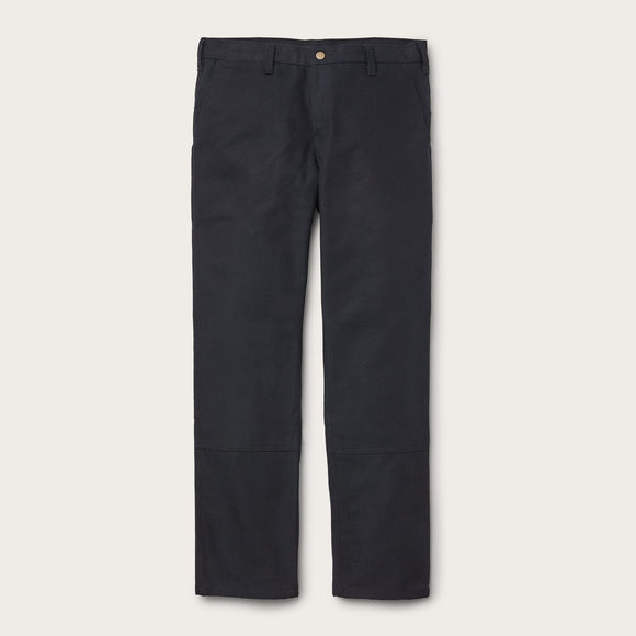 FILSON - C.C.F. DOUBLE LAYER WORK PANTS - BLACK