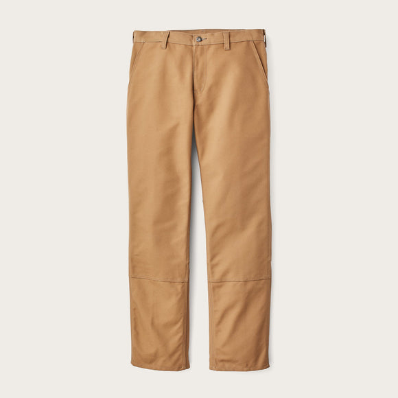 FILSON - C.C.F. DOUBLE LAYER WORK PANTS - SEPIA