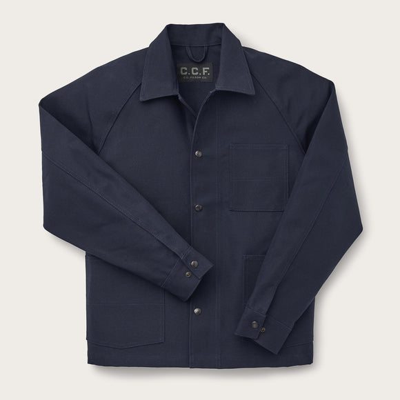 FILSON - C.C.F. CHORE COAT - DARK NAVY