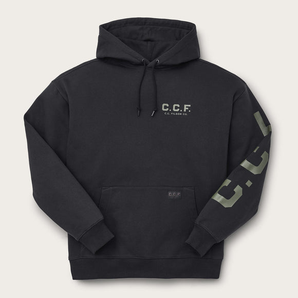 FILSON - C.C.F. GRAPHIC PULLOVER - HOODIE
