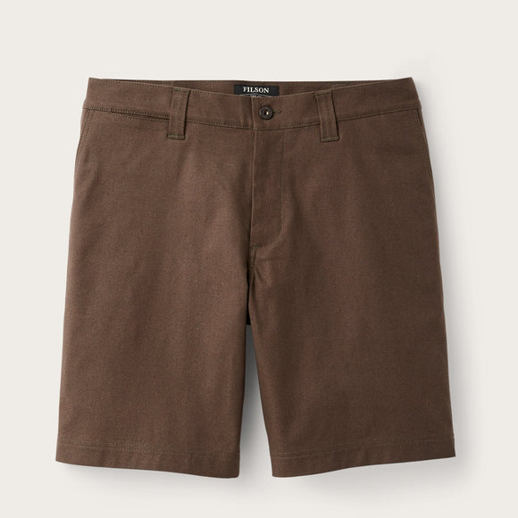 FILSON - PERFORMANCE SHELTER SHORTS - ORCA GREY